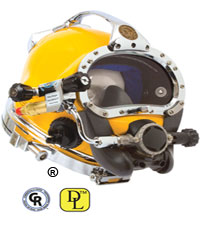 Kirby Morgan Helmet 57